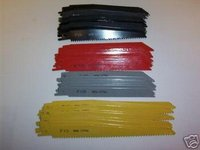50 ASSORTED RECIPROCATING SAW / SAWZALL BLADES