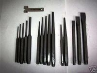 16pc MECHANICS PUNCH AND CHISEL SET INDUSTRIAL