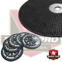 25 3 NEIKO PRO USA AIR CUT-OFF WHEELS DISKS 3/64 THICK
