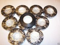10 ROLLS CALHAWK UL APPROVED ELECTRICAL TAPE 3/4 x 60'