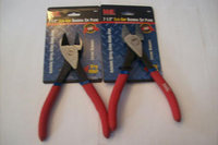 2 MIT INDUSTRIAL 7.5 FLEX GRIP DIAGONAL CUT PLIER 35077
